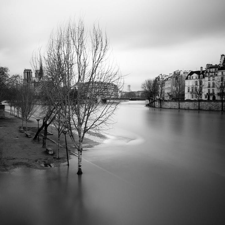 Paris prends l'eau
